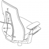 Patent for an Office Chair