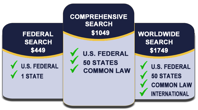 Trademark Search Comparison