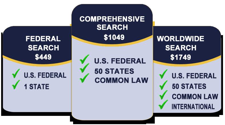 Trademark Search Comparison