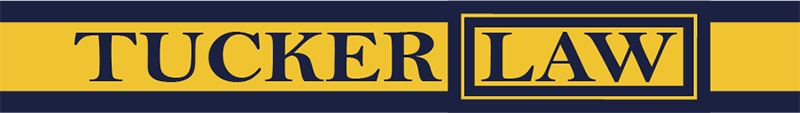 Tucker Law Logo with Background