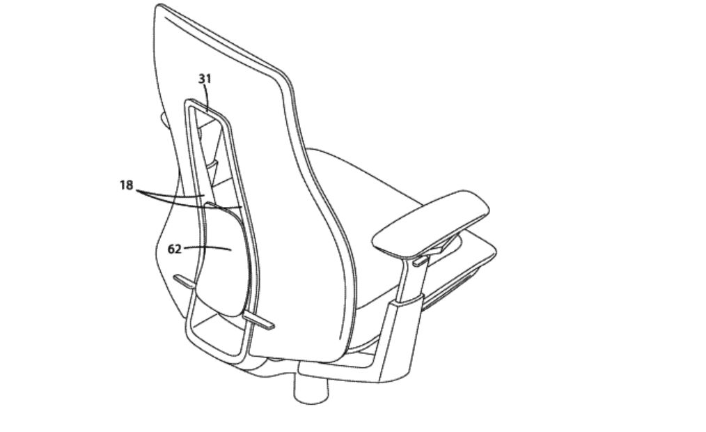 Patent Office Chair