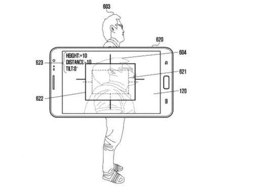 Patent on Camera Shooting Method for 3D modeling