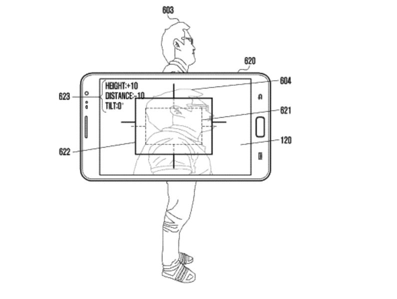 Patent on Camera Shooting Method