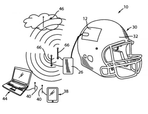 Patent Attorney Review of Helmet Impact Monitoring System