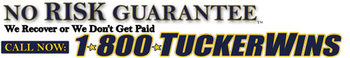 Tucker Law No Risk Guarantee